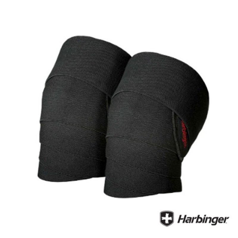 하빈져.Power Knee Wraps (80076)